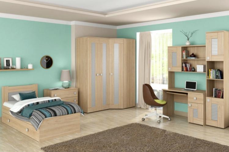Мебель - Дизайн комнаты для девочки-подростка