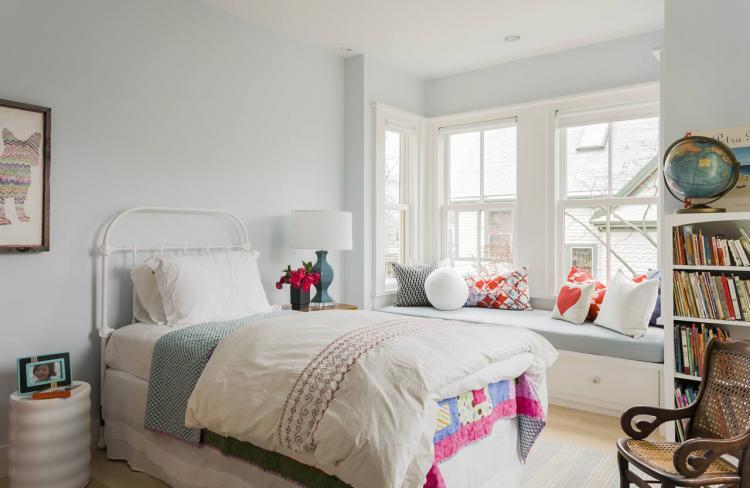 Дизайн маленькой комнаты для девочки-подростка
