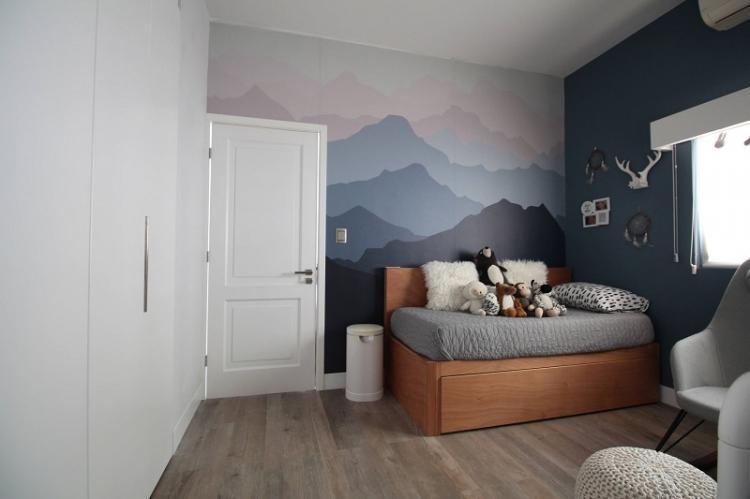 Дизайн комнаты для мальчика-подростка в скандинавском стиле