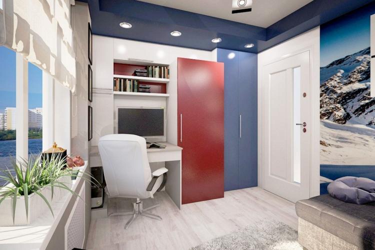 Освещение - Дизайн комнаты для подростка