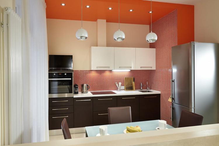 Освещение - Дизайн кухни 10 кв.м.