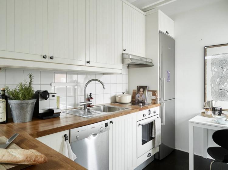 Мебель - Дизайн кухни 10 кв.м.