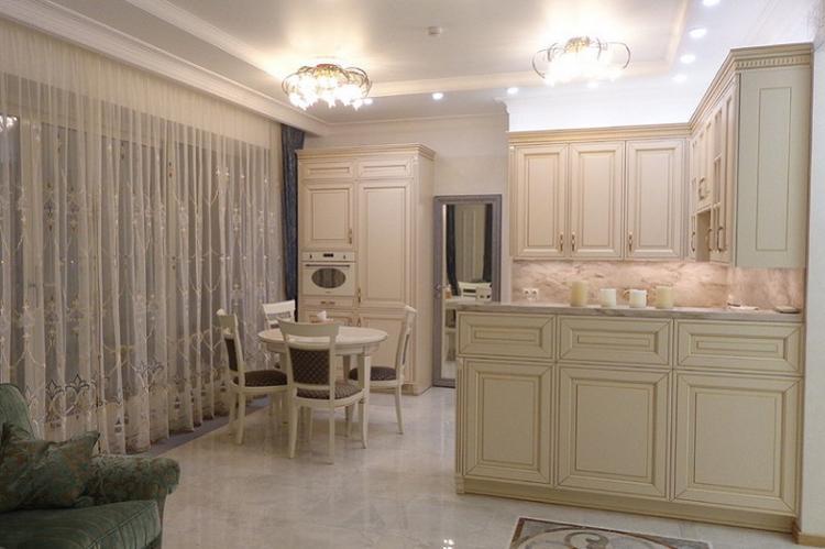 Преимущества планировки - Дизайн кухни 12 кв.м.