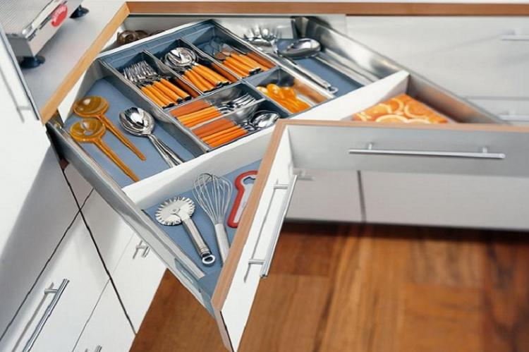 Мебель - Дизайн кухни 12 кв.м.
