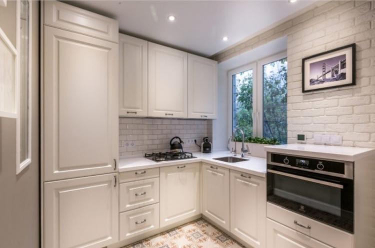 Дизайн интерьера кухни 12 кв.м. - фото реальных интерьеров