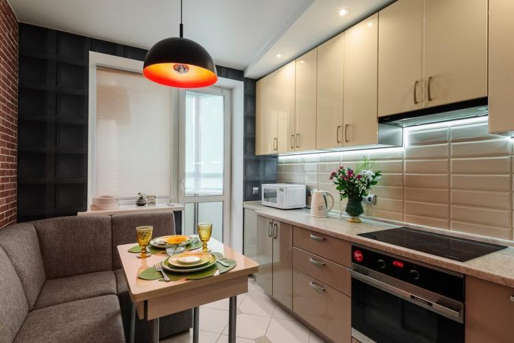 Мебель - Дизайн кухни 13 кв.м.