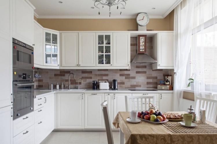 Дизайн кухни 3 на 4 метра: красивые идеи (80 фото)
