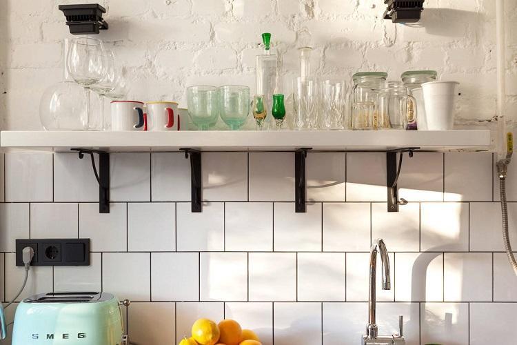 Мебель - Дизайн кухни 6 кв.м.