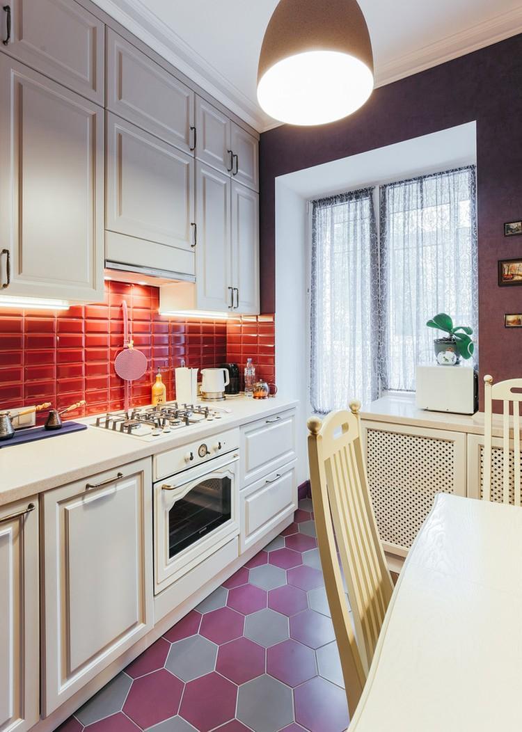 Освещение - Дизайн кухни 8 кв.м.