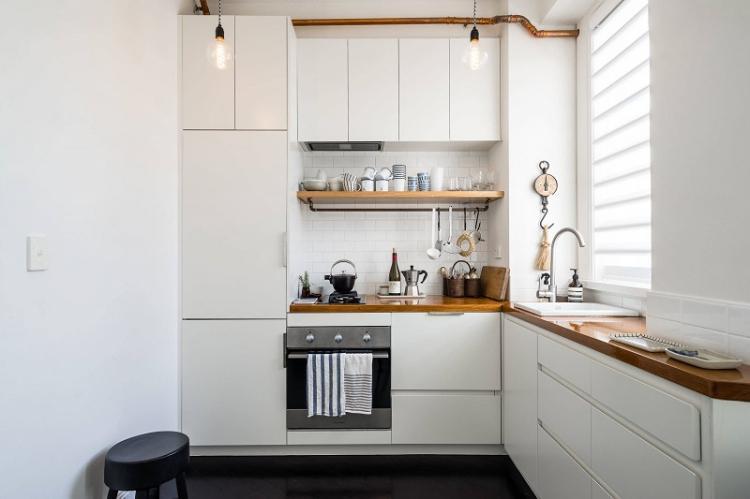 Дизайн кухни 8 кв.м. - фото реальных интерьеров