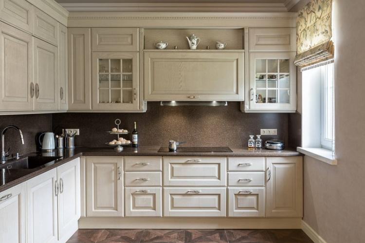 Мебель - Дизайн кухни 9 кв.м.