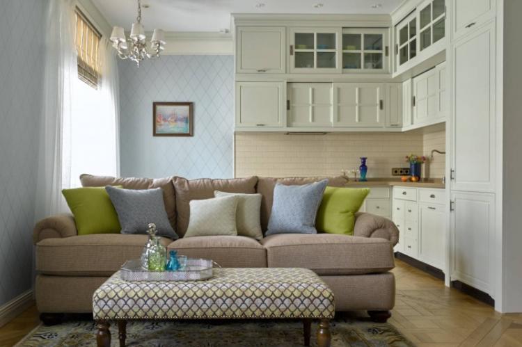 Декор - Дизайн кухни-гостиной