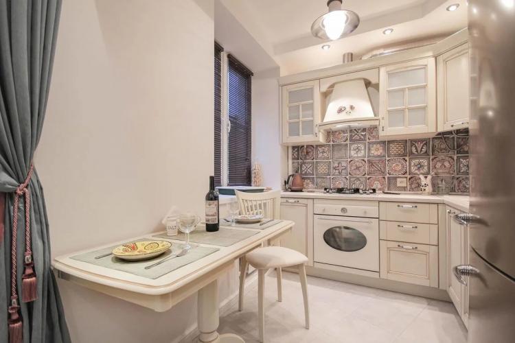 Стили - Дизайн кухни в хрущевке