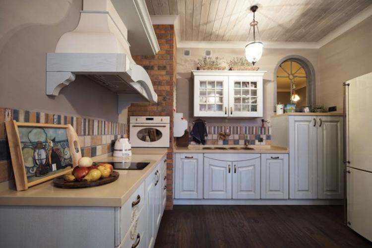 70+ идей, как оформить кухню в стиле кантри (фото)