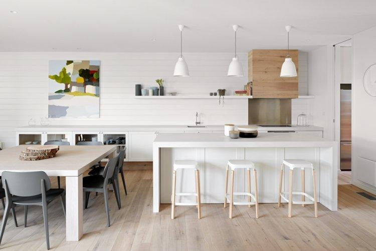 Декор - Дизайн кухни в стиле минимализм