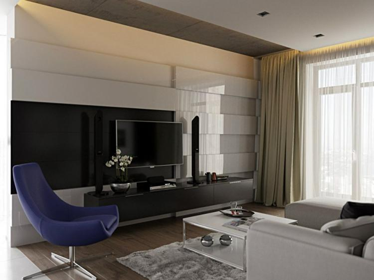 Дизайн квартиры для молодой пары