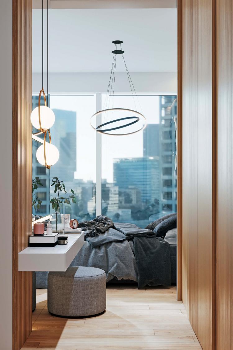 Дизайн квартиры «Нева Тауэрс»
