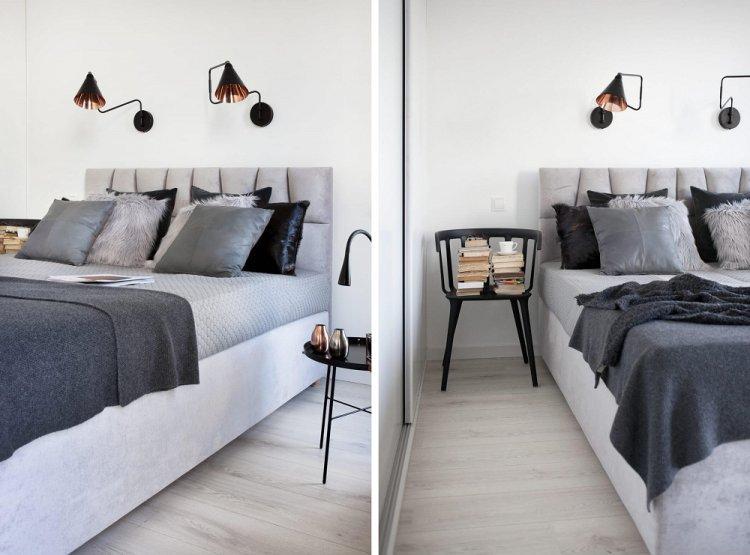 Изящная квартира в Гданьске - Дизайн квартиры в скандинавском стиле