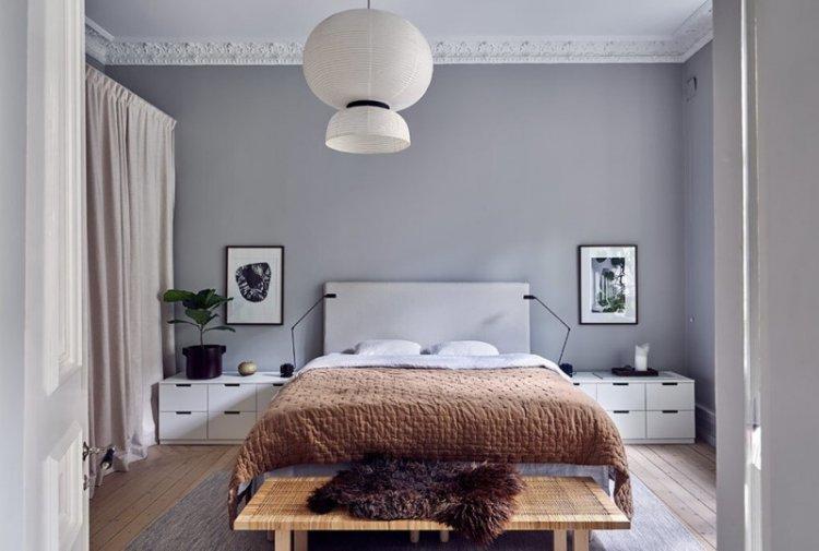 Скандинавская квартира «Все оттенки серого» - Дизайн квартиры в скандинавском стиле