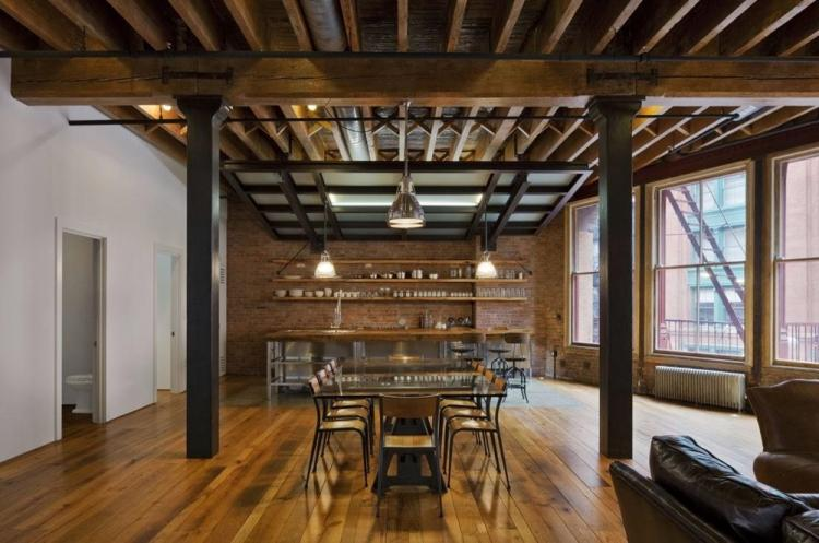 История появления лофта - Дизайн квартиры в стиле лофт