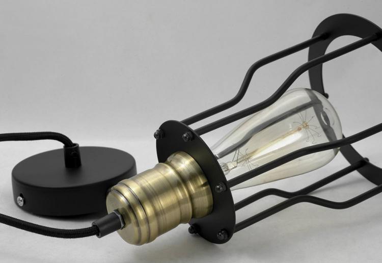 Освещение и подсветка - Дизайн квартиры в стиле лофт