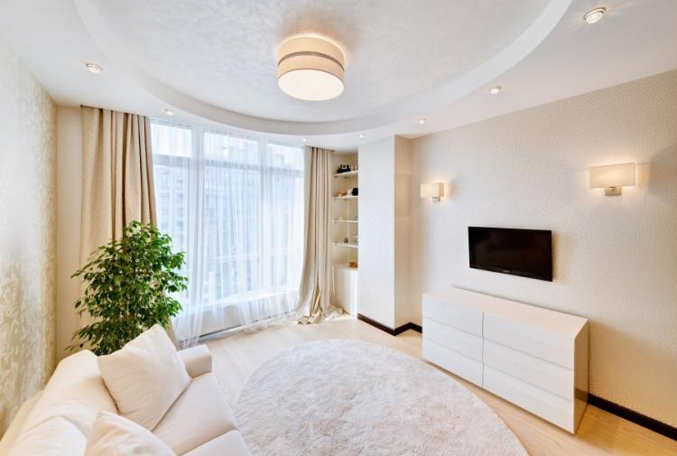 Особенности - Квартира в стиле минимализм