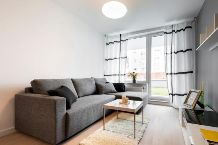 Отделка пола - Квартира в стиле минимализм