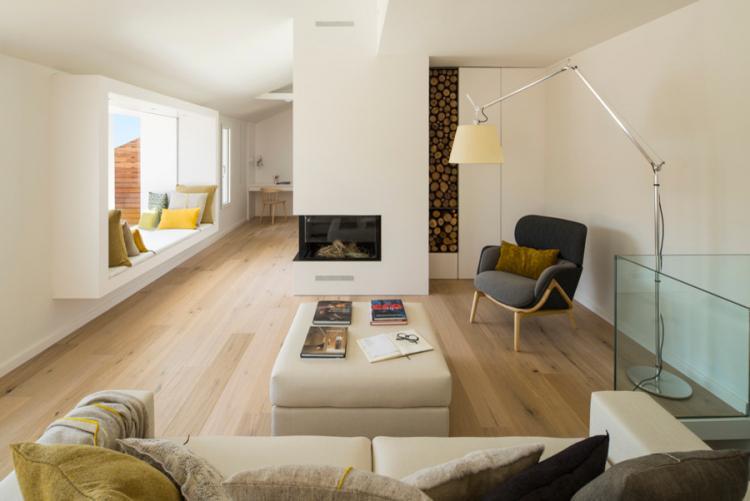 Мебель - Квартира в стиле минимализм