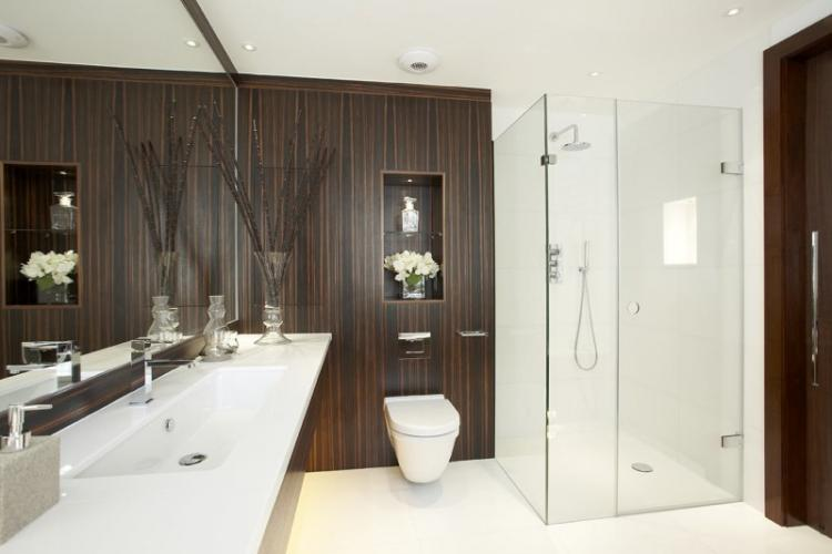 Квартира в стиле минимализм - дизайн интерьера фото