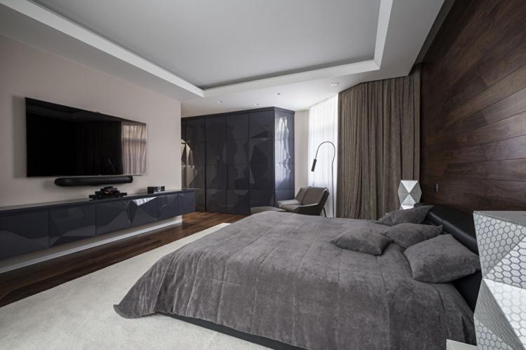 Дизайн квартиры в ЖК «Доминион»