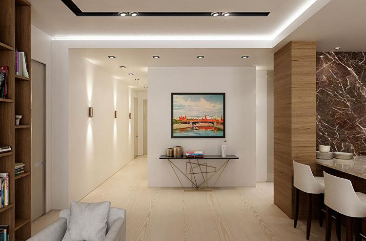 Дизайн квартиры в ЖК «Литератор»