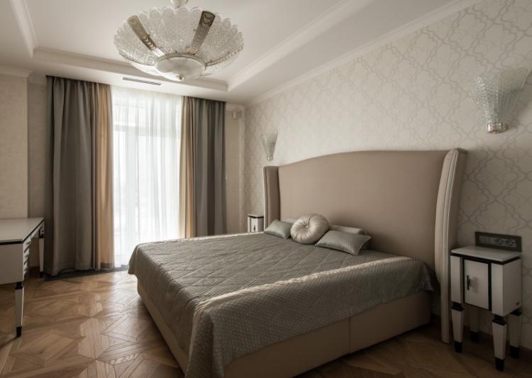 Дизайн квартиры в ЖК «Мосфильмовский»