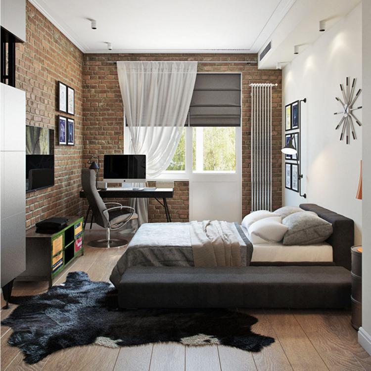 Дизайн квартиры в ЖК «Шатер»