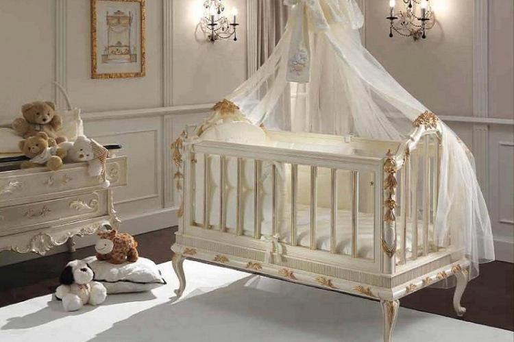 Стиль интерьера зависит от возраста - Дизайн маленькой детской
