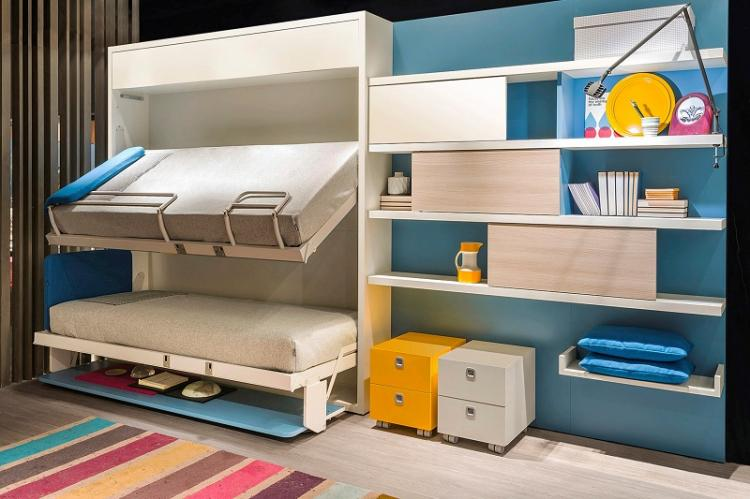 Мебель-трансформер - Дизайн маленькой детской