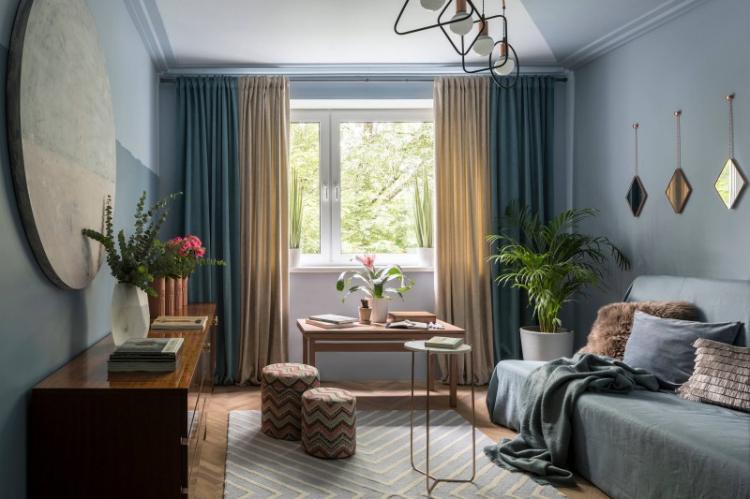 Подбери компактную мебель - Дизайн маленькой гостиной