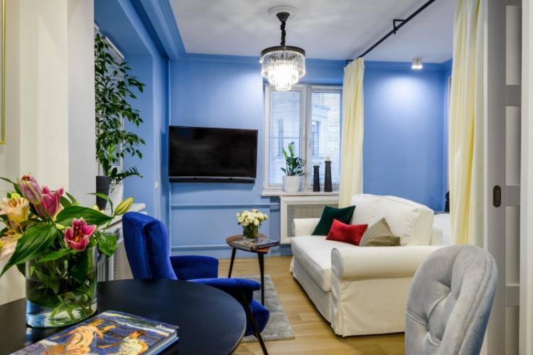 Дизайн маленькой гостиной - фото реальных интерьеров