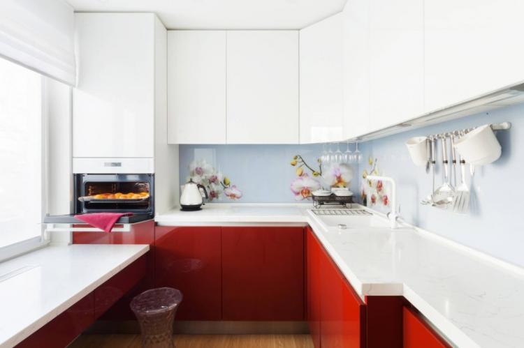 Правильный кухонный гарнитур - Дизайн маленькой кухни