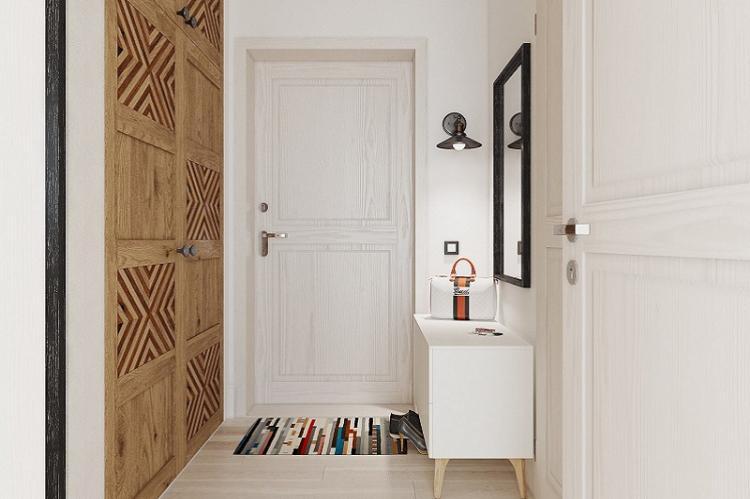 Прихожая - Дизайн маленькой квартиры