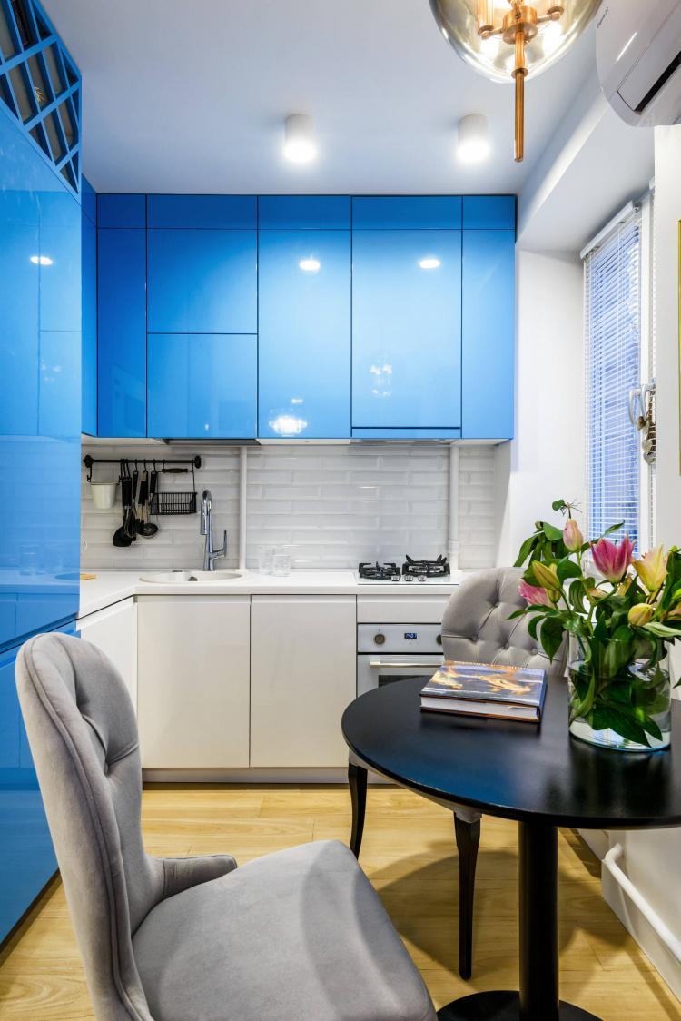 Кухня - Дизайн маленькой квартиры