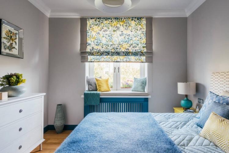 Спальня - Дизайн маленькой квартиры