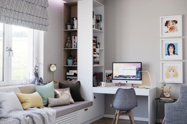 Детская комната - Дизайн маленькой квартиры
