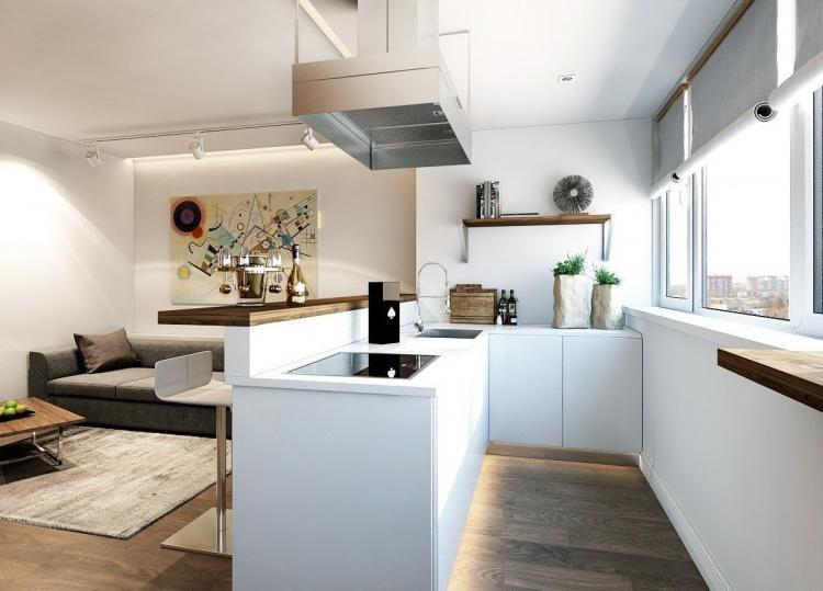 Дизайн маленькой квартиры - фото реальных интерьеров