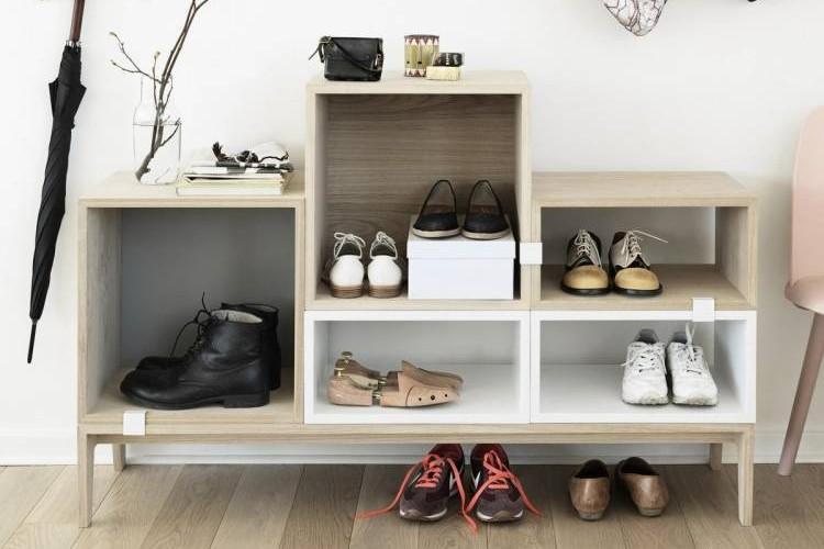 Используй модульную мебель - Дизайн маленькой прихожей