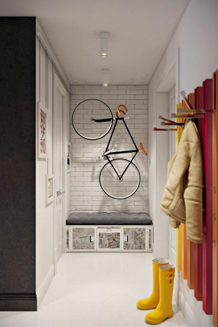 Дизайн маленькой прихожей - фото реальных интерьеров