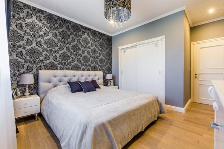 Секреты отделки - Дизайн маленькой спальни