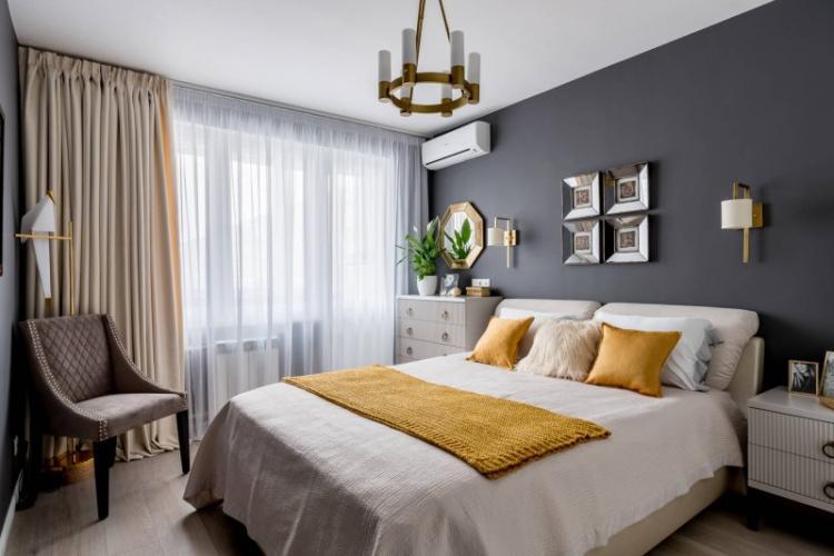 Выбираем кровать - Дизайн маленькой спальни