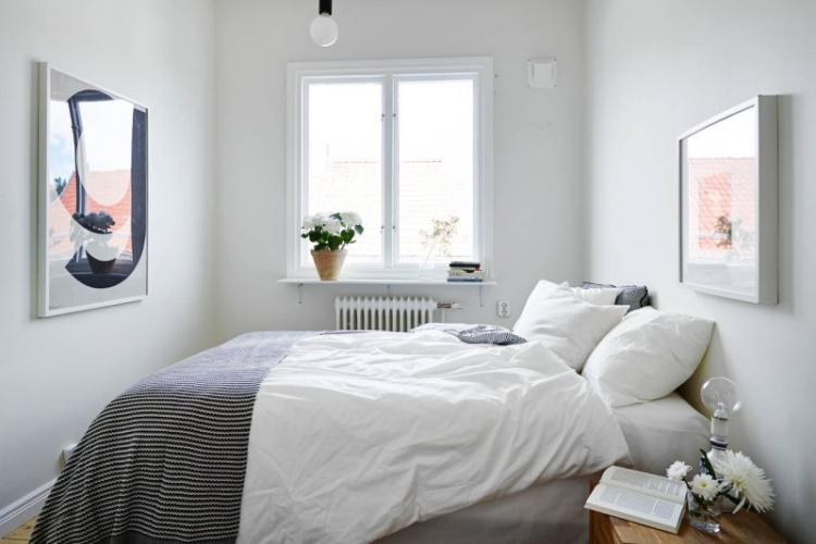 Дизайн маленькой спальни - фото реальных интерьеров