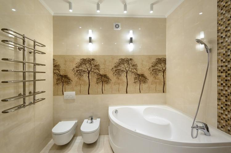Выбирай современную сантехнику - Дизайн маленькой ванной комнаты
