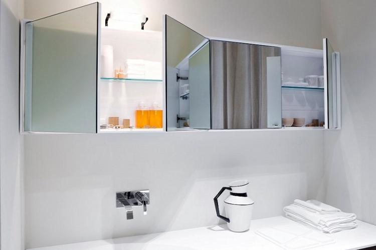 Нужна ли мебель в маленькой ванной - Дизайн маленькой ванной комнаты